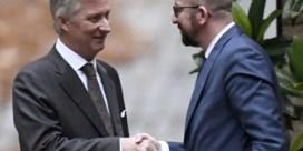 Koning heeft ontslag regering aanvaard