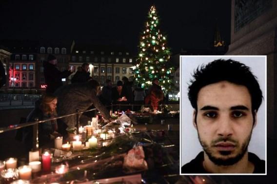 Naaste van schutter Straatsburg is aangehouden