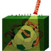 Het imago van het voetbal staat op het spel
