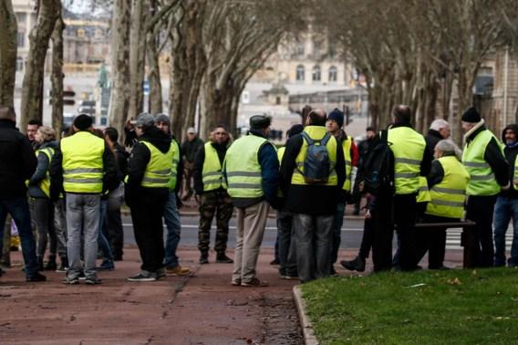 Al tien doden bij blokkades 'Gele Hesjes'