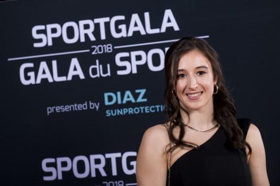 Turnster Nina Derwael lost Nafi Thiam af als Sportvrouw van het Jaar