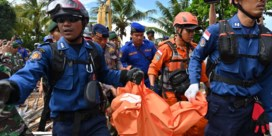 Al 429 slachtoffers geborgen na tsunami Indonesië