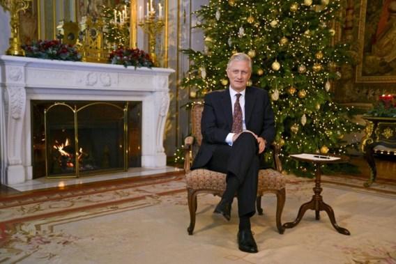LETTERLIJK. De kerstboodschap van koning Filip