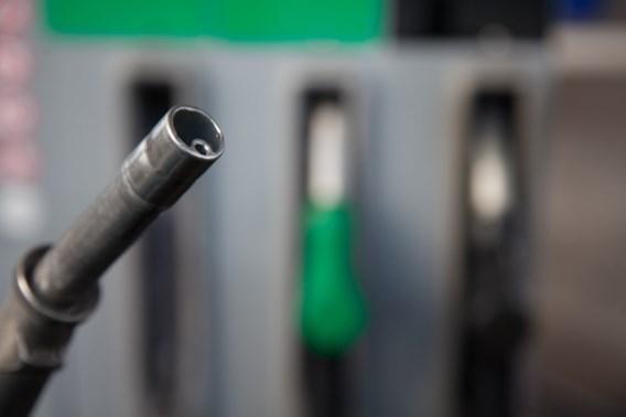 Benzineprijs daalt, diesel blijft even duur