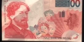 Nog 1.6 miljard Belgische frank niet gewisseld