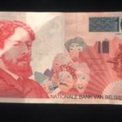 Nog 16 miljard Belgische frank niet gewisseld