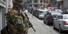 Nog zeker tot februari 550 militairen op straat
