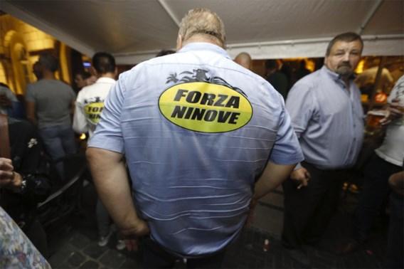 Forza Ninove stapje dichter bij de sjerp
