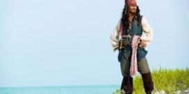 Johnny Depps dagen als piraat zijn geteld