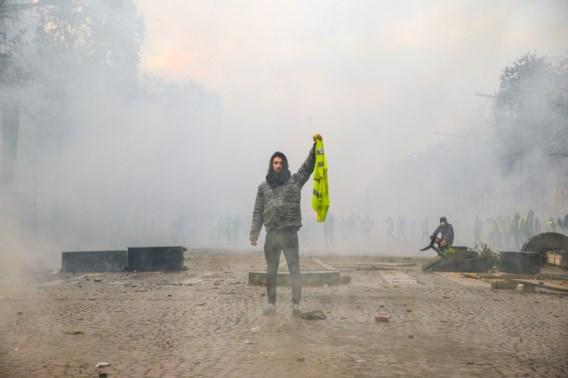 Protest van gele hesjes in Frankrijk bloedt dood