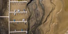 Een jaar van droogte, hitte en overstromingen