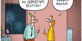Cartoon van de dag - december 2018