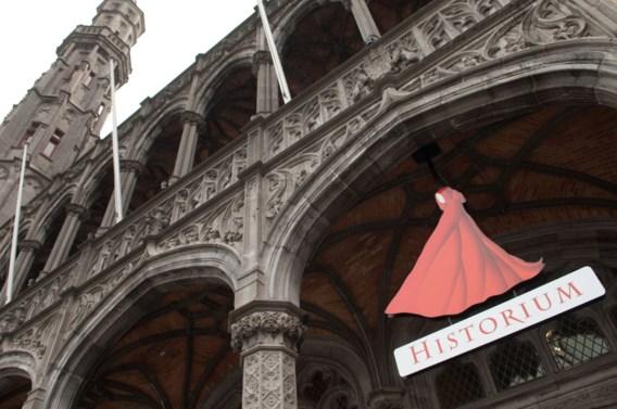 Brugge opent toren van Historium