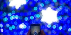 Nieuwjaarswensen massaal via sociale media verstuurd