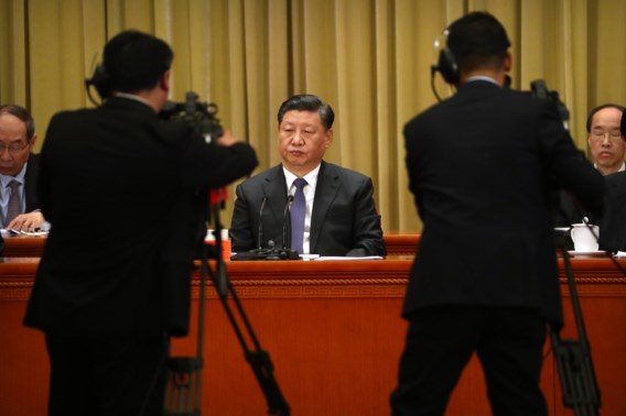 Chinese president pleit voor hereniging Taiwan en China, 'desnoods met geweld'
