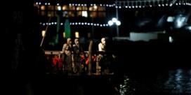 Maltese marine redt in 24 uur 249 bootvluchtelingen