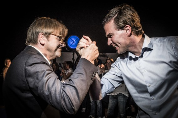 Verhofstadt moet rust brengen in Mathias' schaapsstal