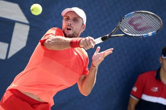 Meer dan een jaar aan de kant, maar Darcis stoomt bij terugkeer meteen door naar halve finales ATP-toernooi