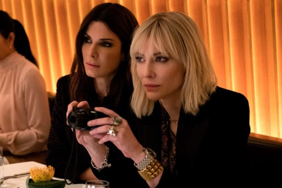 Vrouwen komen in Hollywood amper aan de bak