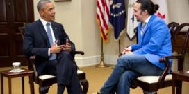 Een hit voor Barack '44' Obama
