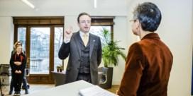 De Wever legt eed af voor tweede termijn als Antwerps burgemeester