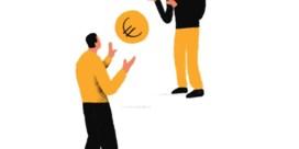 Wat als tien mensen hun inkomsten op dezelfde rekening zetten?