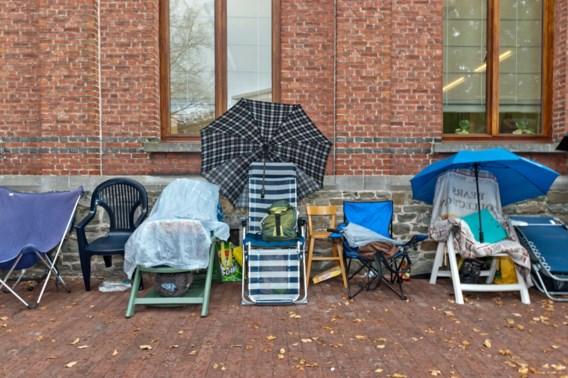 Geen kamperende ouders voor Gentse schoolpoorten