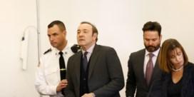 Kevin Spacey pleit onschuldig