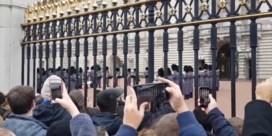 Royal Guard speelt Bohemian Rhapsody aan Buckingham Palace