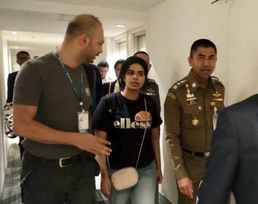 18-jarige Saudische mag asiel aanvragen in Australië