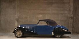 Unieke Bugatti's verborgen in Lanakens schuurtje