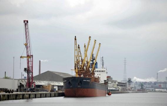 North Sea Port heeft recordjaar achter de rug