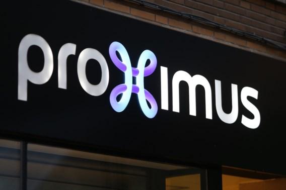 Aandeel Proximus wordt niet verhandeld