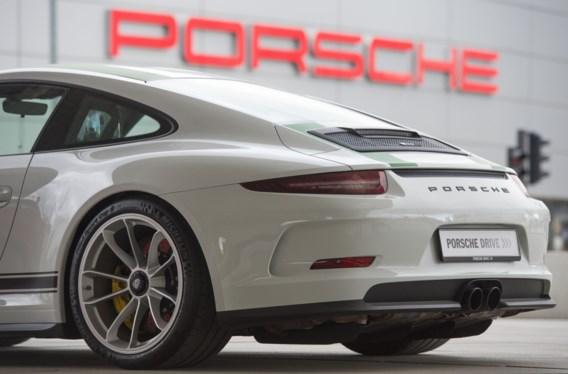 Recordverkoop voor Porsche, minder goed nieuws voor Audi
