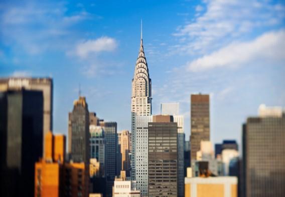 Chrysler Building in New York te koop