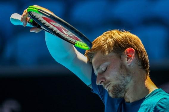 """David Goffin begint zonder vertrouwen aan Australian Open: """"Ik verwacht er niet te veel van"""""""