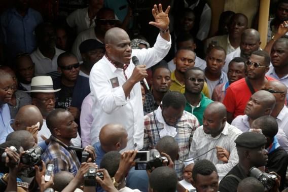 Fayulu vecht verkiezingsuitslag Congo aan