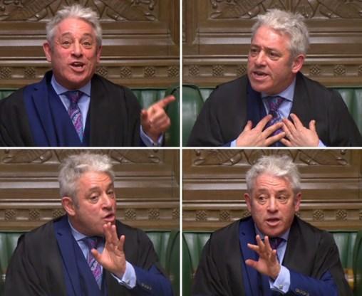 Wie een zitje wil, moet een gebedje doen: de bizarre tradities in het Britse parlement
