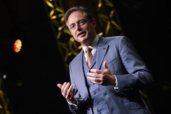 De Wever: 'Het is tijd voor het confederalisme'