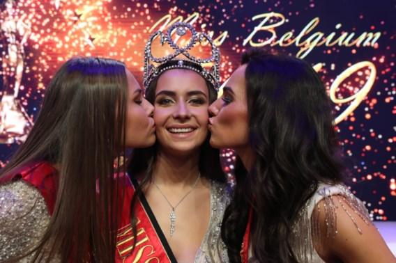 Elena Castro Suarez (18) is Miss België 2019