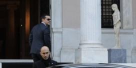 Macedonië doet Griekse regering uiteenvallen
