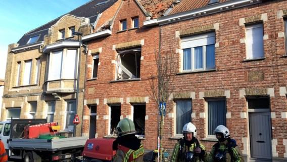 Woning in Ieper volledig vernield na zware explosie