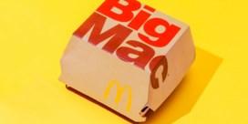 Big Mac niet langer alleen van McDonald's