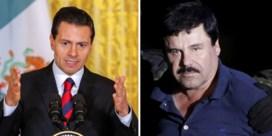 'Voormalig Mexicaans president Nieto kreeg smeergeld van El Chapo'