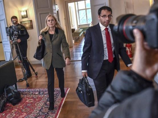 Vrouw veroordeelde fotograaf stapt uit Zweedse Academie