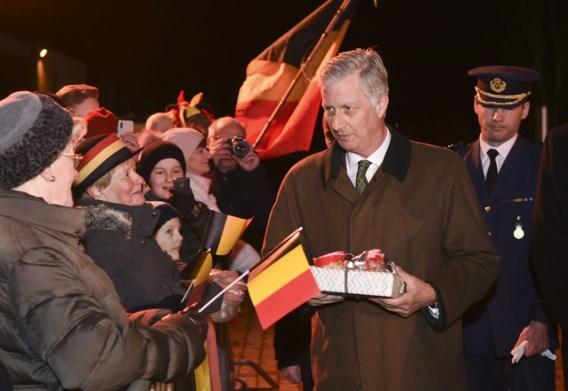 Koning viert in Eupen honderdste verjaardag van Oostkantons