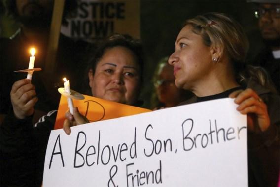 Amerikaanse politie doodt tiener tijdens achtervolging