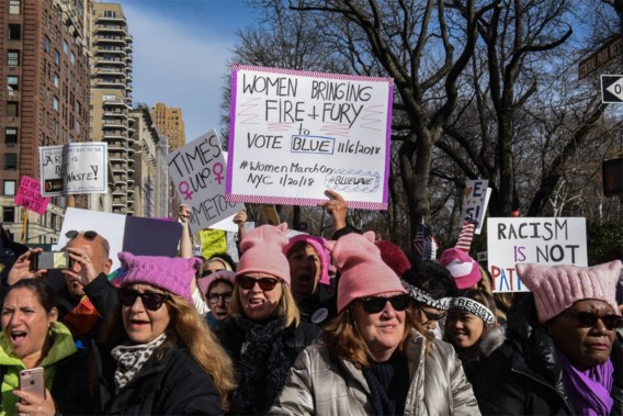 Opnieuw tienduizenden betogers tegen Trump in Washington verwacht