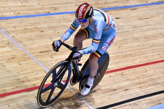 Belgisch vrouwenkwartet grijpt ondanks record naast finaleticket op wereldbeker piste