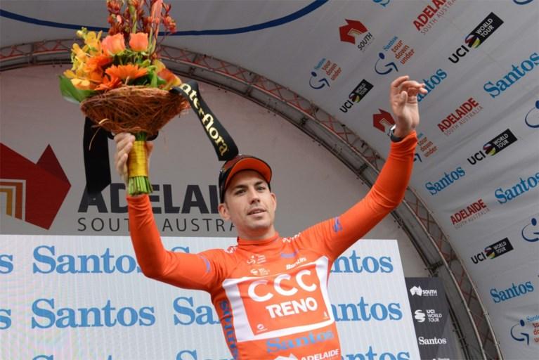 Nieuwe ploeg van Van Avermaet kent onverhoopte seizoenstart, en dat heeft CCC te danken aan Nieuw-Zeelander